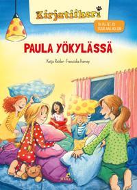 Paula yökylässä