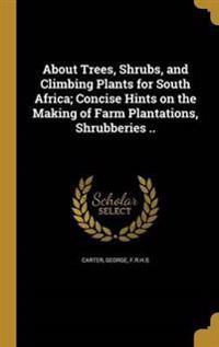ABT TREES SHRUBS & CLIMBING PL