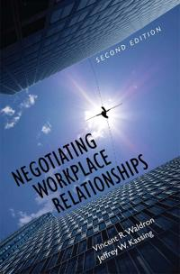 Negotiating Workplace Relationships