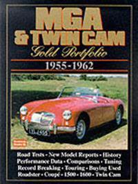 MGA & Twin Cams 1955-1962 -Gold Portfolio