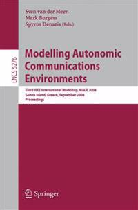 Modelling Autonomic Communications Environments