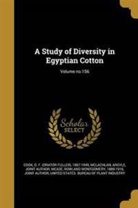 STUDY OF DIVERSITY IN EGYPTIAN