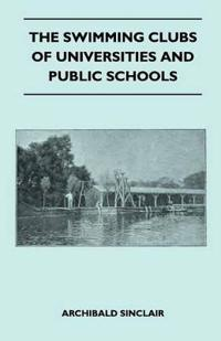 The Swimming Clubs Of Universities And Public Schools