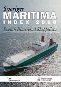 Sveriges maritima index 2010 : svensk illustrerad skeppslista