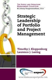 Strategic Leadership of Portfolio and Project Management