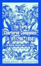 The Early Chartered Companies