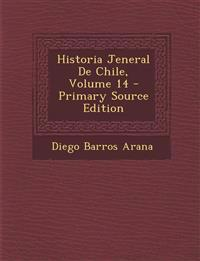 Historia Jeneral De Chile, Volume 14