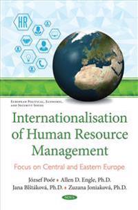 Internationalisation of Human Resource Management