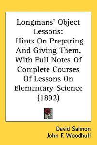 Longmans' Object Lessons