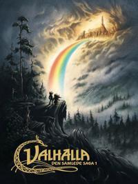 Valhalla-Ulven er løs-Thors Brudefærd-Odins væddemål