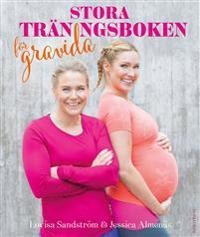 SIGNERAD-Stora träningsboken för gravida