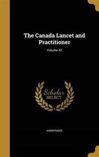 CANADA LANCET & PRACTITIONER V