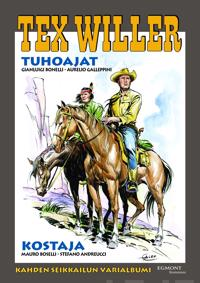 Tex Willer suuralbumi 37