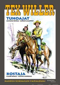 Tex Willer suuralbumi 37