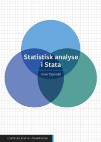 Statistisk analyse i Stata - Anne Tjønndal | Ridgeroadrun.org