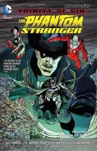 Phantom Stranger Volume 2 Breach Of Faith (TP The New 52)