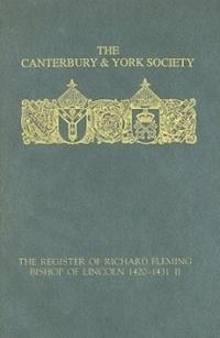 The Register of Richard Fleming
