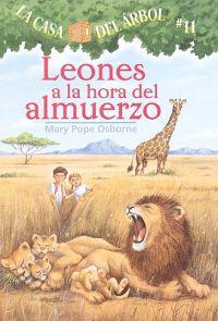 Leones a la Hora del Almuerzo = Lions at Lunchtime