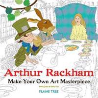 Arthur Rackham Coloring Book
