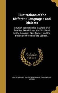 ILLUS OF THE DIFFERENT LANGUAG