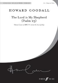 The Lord Is My Shepherd (Psalm 23): Theme from the BBC TV Series the Vicar of Dibley (Sa, A Cappella), Choral Octavo