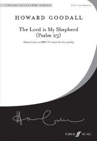 The Lord Is My Shepherd (Psalm 23): Theme from the BBC TV Series the Vicar of Dibley (Satb, A Cappella), Choral Octavo