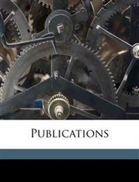 Publications Volume 28
