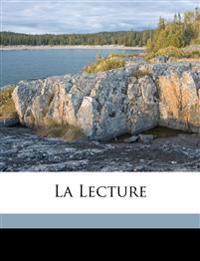 La Lectur, Volume 8