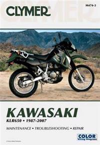 Kawasaki KLR650, 1987-2007