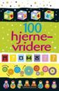 100 hjernevridere. Aktivitetsbok