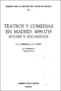 Teatros Y Comedias En Madrid