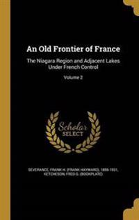 OLD FRONTIER OF FRANCE