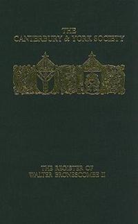 The Register of Walter Bronescombe, Bishop of Exeter, 1258-80 II