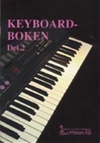 Keyboardboken del 2 - Birger Nilsson pdf epub