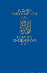 Suomen valtiokalenteri 2018