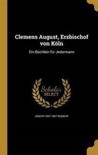 GER-CLEMENS AUGUST ERZBISCHOF
