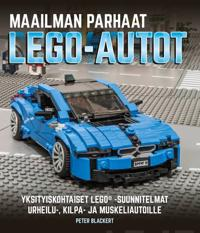 Maailman parhaat Lego-autot