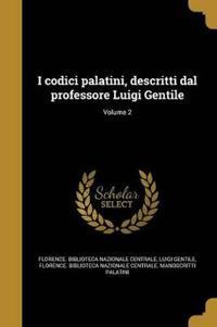 ITA-I CODICI PALATINI DESCRITT