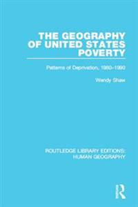 Geography of United States Poverty