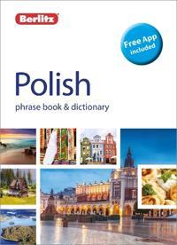 Berlitz Phrase Book & Dictionary Polish