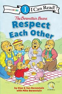 The Berenstain Bears Respect Each Other - Jan Berenstain - böcker (9780310760092)     Bokhandel