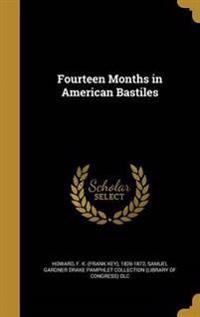 14 MONTHS IN AMER BASTILES