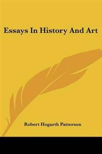 Essays in History and Art