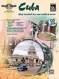 Drum Atlas Cuba: Your Passport to a New World of Music, Book & CD [With CD (Audio)]