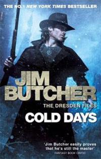 Cold days - the dresden files, book fourteen