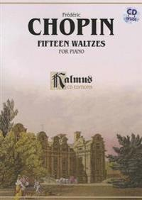 Chopin: Fifteen Waltzes [With CD (Audio)]
