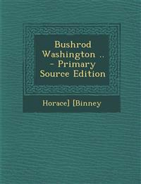 Bushrod Washington .. - Primary Source Edition