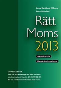 Rätt Moms 2013
