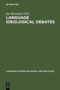 Language Ideological Debates