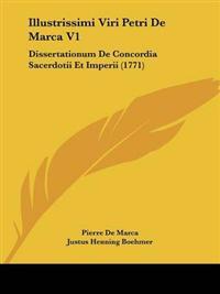 Illustrissimi Viri Petri De Marca V1